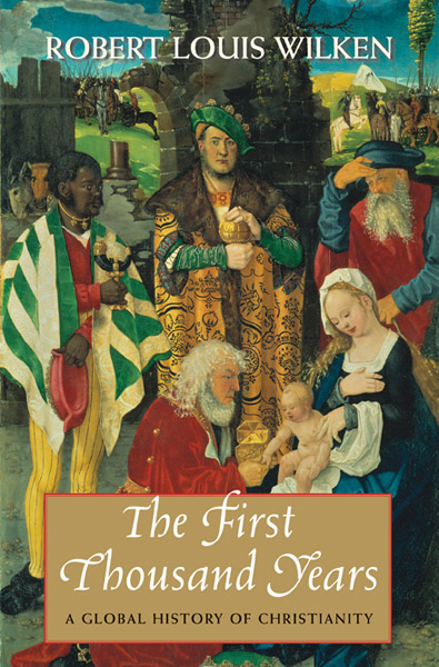 Bookcover: The First Thousand Years