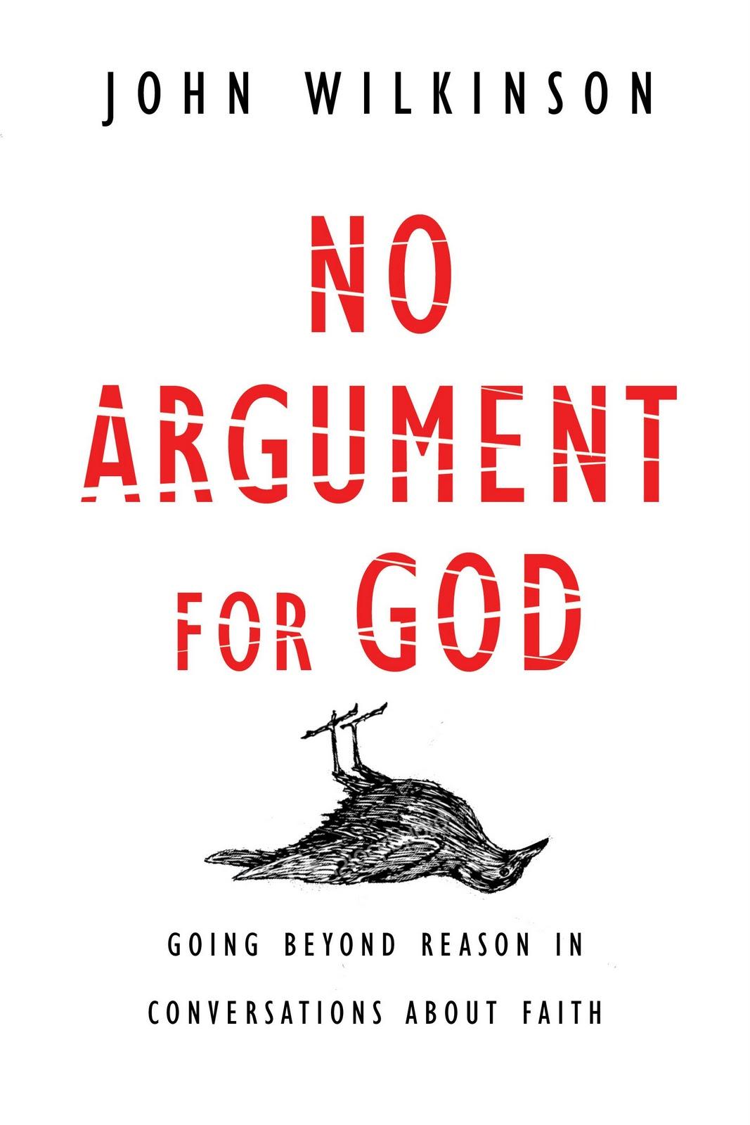 Bookcover: No Argument for God