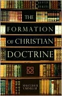 Book: The Formation of Christian Doctrine