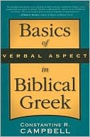 Book: Basics of Verbal Aspect in Biblical Greek