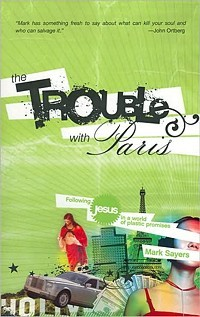 book-Trouble with Paris