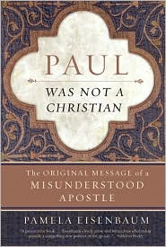 Book: Paul Was Not A Christian