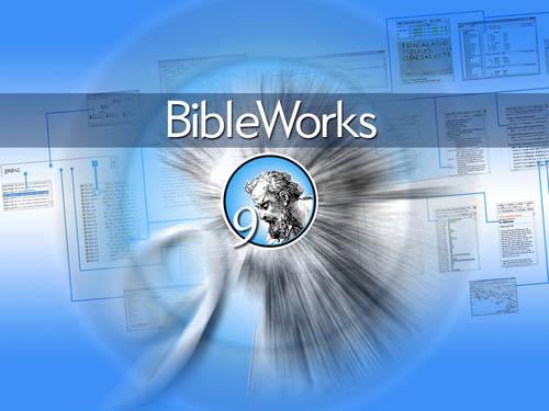BibleWorks9