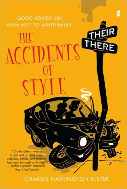Bookcover: Accidents of Style
