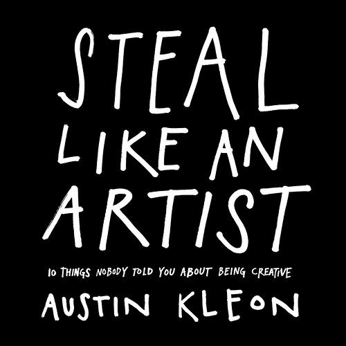 Book Cover: Austin Kleon