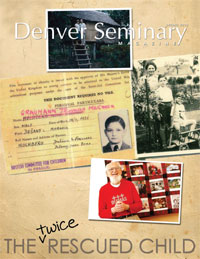 Denver Seminary Magazine: Spring 2013