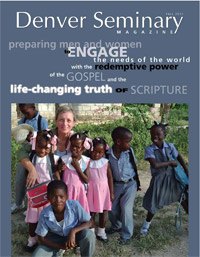 Denver Seminary Magazine Fall 2012