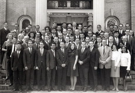Hist: Class of 69, 70, 71