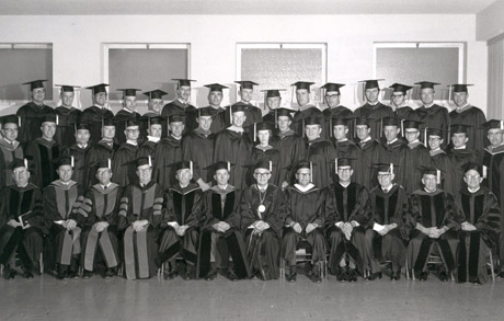 Hist: Class of 1970