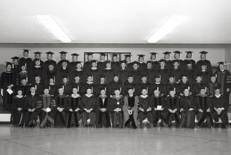 Hist: Class of 1972