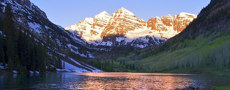 header-Maroon Bells Summer