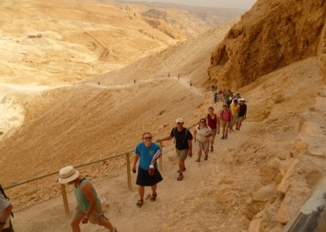 Travel to Israel in 2014