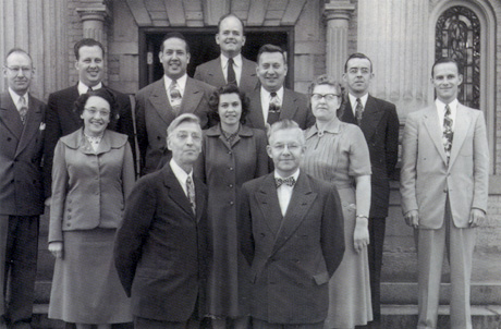 Original Faculty and Staff
