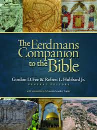 The Eerdmans Companion to the Bible Fee Hubbard